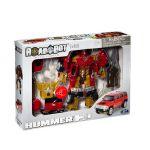 Робот-трансформер 'Hummer'