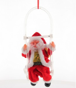 Подарок Санта Клаус UFT 'Santa Ladder with light'