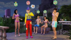 скриншот Ключ для The Sims 4: Веселимся вместе #5