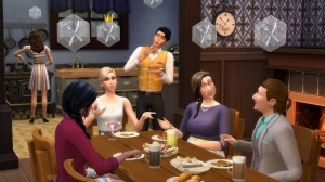 скриншот Ключ для The Sims 4: Веселимся вместе #6