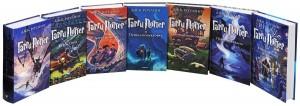 фото страниц Гарри Поттер. Комплект из 7 книг в коробке #3