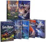 фото страниц Гарри Поттер. Комплект из 7 книг в коробке #4