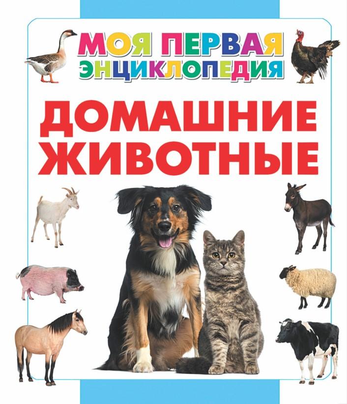 Купить Детские энциклопедии, Домашние животные, Анна Спектор, 978-5-17-089557-1