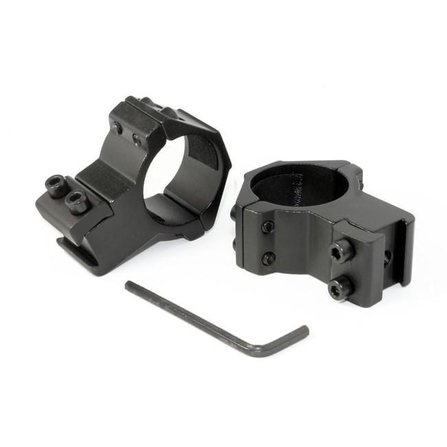 Купить Крепление на оружие для фонаря 25mm Ring Double