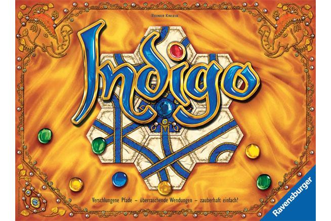 Купить Настольная игра 'Индиго', Ravensburger