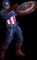 фигурка Коллекционная фигурка Мстители 'Капитан Америка'