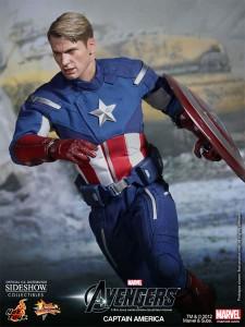 фото Коллекционная фигурка Мстители 'Капитан Америка' #4