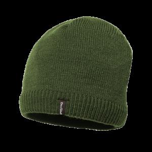 Водонепроницаемая шапка DexShell (зелёная)