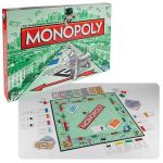 Настільная гра 'Монополія' українською мовою (нова версія)