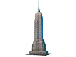 Пазл 'Небоскреб Empire State Building'
