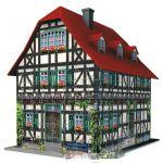 Пазл 'Средневековый дом'