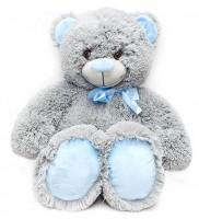 Мягкая игрушка 'Медведь Сержик'
