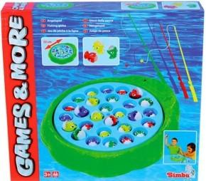 Игра 'Рыбалка'