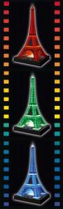 фото игрушки Пазл-ночник 'Ночная Эйфелева башня' #2