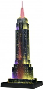 Пазл-ночник 'Ночной Empire State Building'
