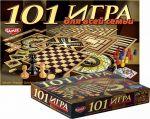 Настольная игра '101 игра для всей семьи'