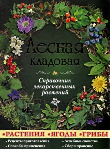 Книга Лесная сокровищница
