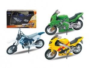 Модель мотоцикла Autotime 'Drag Racer' 1:12