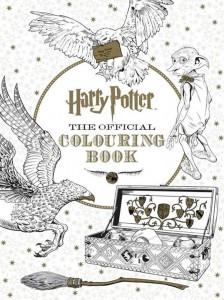 Офіційна розмальовка 'Гаррі Поттер'