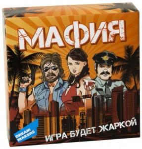 Настольная игра 'Мафия'
