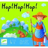 Настольная игра 'Хоп! Хоп! Хоп!'