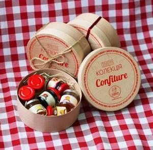 Подарок Сладкая коллекция Конфитюров