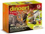 Набор Geoworld ДиноАрт 'Разукрась Стиракозавра'