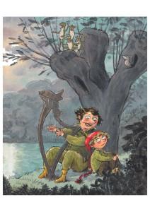 фото страниц Маленький Водяной. Летний праздник в мельничном пруду #5