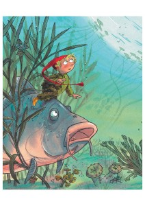 фото страниц Маленький Водяной. Летний праздник в мельничном пруду #6