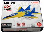 Объемный пазл 'Истребитель МиГ-29'