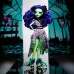 Лялька Амантіа Паслін серії 'Цвіт та темрява' Monster High