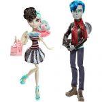 Набір ляльок 'Кохання у Скарісі' Monster High