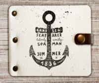 Подарок Зажим для денег 'Для моряка'