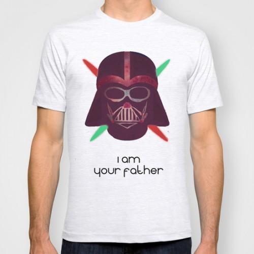 Купить Прикольная футболка 'Star Wars', Risha Myasov