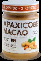 Подарок Арахісове масло з курагою, 300 г