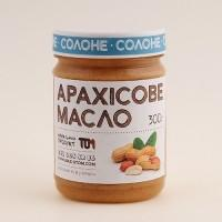 Подарок Арахісове масло солоне, 300 г