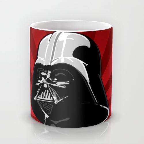 Купить Оригинальная чашка Star Wars 'Darth Vader - Star Wars', Risha Myasov