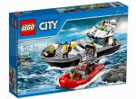 Конструктор LEGO City Police 'Полицейский патрульный катер'