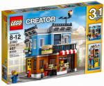 Конструктор LEGO Creator 'Магазинчик на углу'