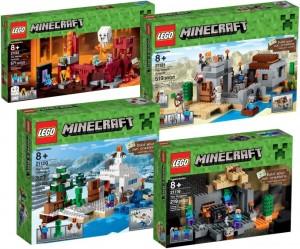 фото Конструктор LEGO Minecraft 'Железный голем' #2