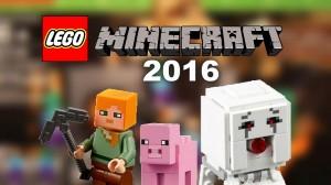 фото Конструктор LEGO Minecraft 'Железный голем' #5