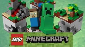 фото Конструктор LEGO Minecraft 'Железный голем' #3