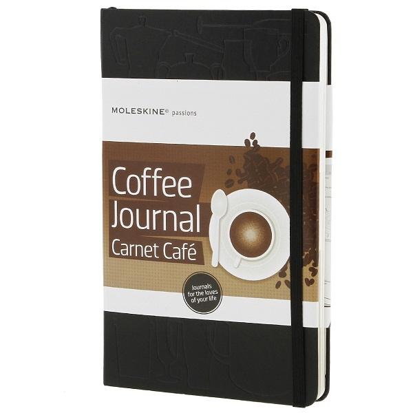 Купить Записная книга Moleskine 'Книга кофе'