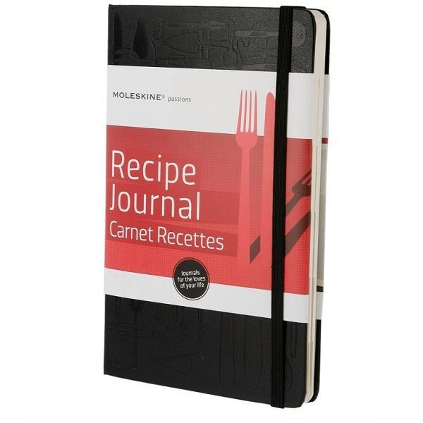 Купить Записная книга Moleskine 'Книга рецептов'