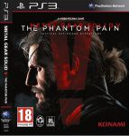 игра Metal Gear Solid V The Phantom Pain PS3