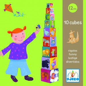 Настольная игра 'Забавные кубики'