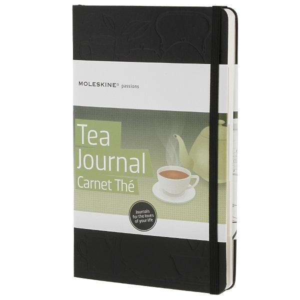 Купить Записная книга Moleskine 'Книга чая'
