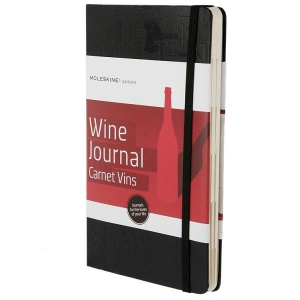 Купить Записная книга Moleskine 'Книга вина'