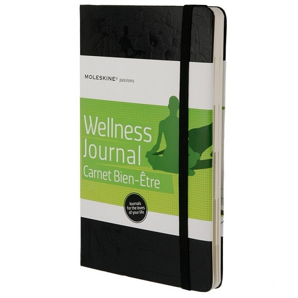 Купить Записная книга Moleskine 'Книга здоровой жизни'