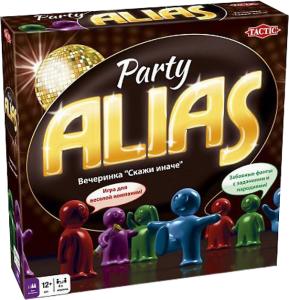 Настольная игра Tactic 'Party Alias (Пати Алиас)'